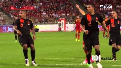 BELGIUM's highlights 4-2 Netherlands | Friendly | 2012/08/15 - YouTube