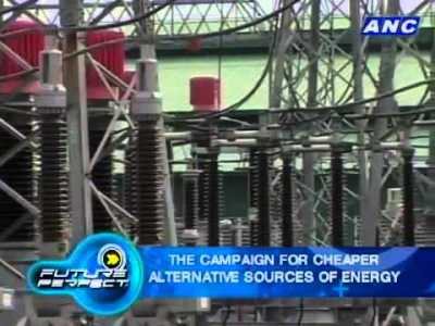 FEF on ANC's Future Perfect: The Economics of Renewable Energy 5/6