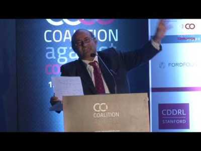 Dr. Vikram K Chand | Coalition against corruption