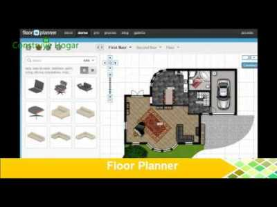 Programas para diseñar casas en 3D gratis - YouTube