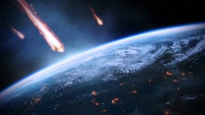 Mass Effect 3 Earth Under Siege Dreamscene Video Wallpaper - YouTube