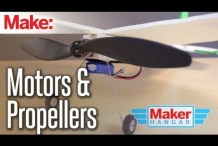 Maker Hangar Episode 2: Motors/Propellers