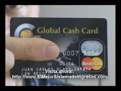 LGN prosperity en español Global Cash card para cobrar tus comisiomes - YouTube
