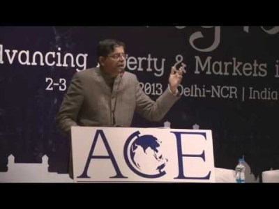 ALF 2013: The Role of Markets in Building India