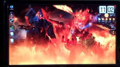 League Of Legends Desktop Live Wallpaper WUKONG - YouTube