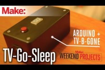 Weekend Projects – TV-Go-Sleep Universal TV Timer