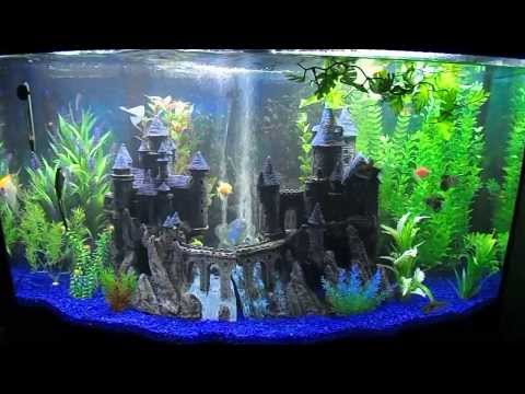 Harry Potter Fish Tank Decorations I purchased this aquarium on