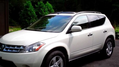 2005 Nissan Murano SL 3.5L V6 TV/DVD Navigation w/ Backup Camera - $13,900 - YouTube