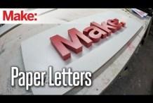 DiResta: Paper Letters