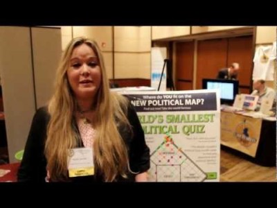 Noelle Mandell, 2013 SFL Student of the Year, Discusses the Quiz