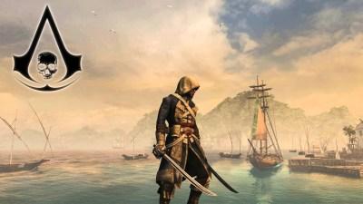 4K Ultra HD Live Wallpaper - Assassins Creed IV Black Flag - YouTube