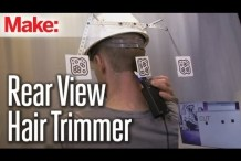 Making Fun: Computer Vision Hair Trimmer
