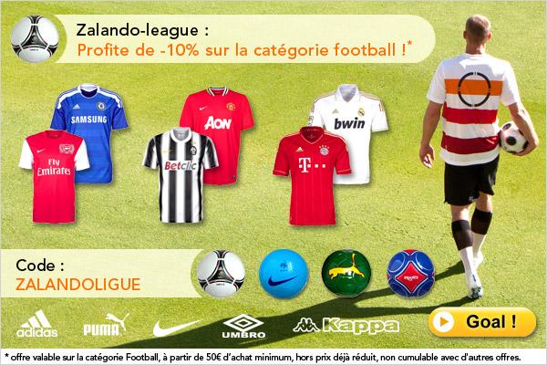 600x400_FR_AFF_football_120419 ZALANDO réduction -20% sur robes shopping femme et promo -10% sur mode foot homme