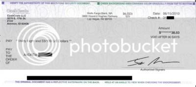 Searchitfast - Image - cash a personal check