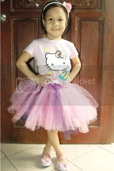 Hello Kitty Pink Tutu