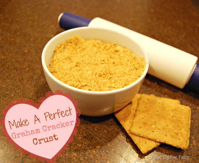 Perfect Graham Cracker Crust