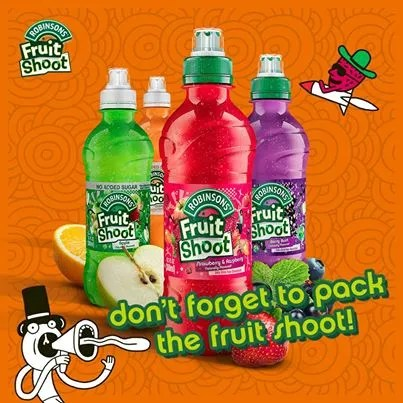 Robinsons Fruit Shoot #FuelYourImagination #FruitShoot