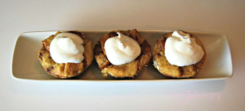Stuffed French Toast Cupcakes | The TipToe Fairy
