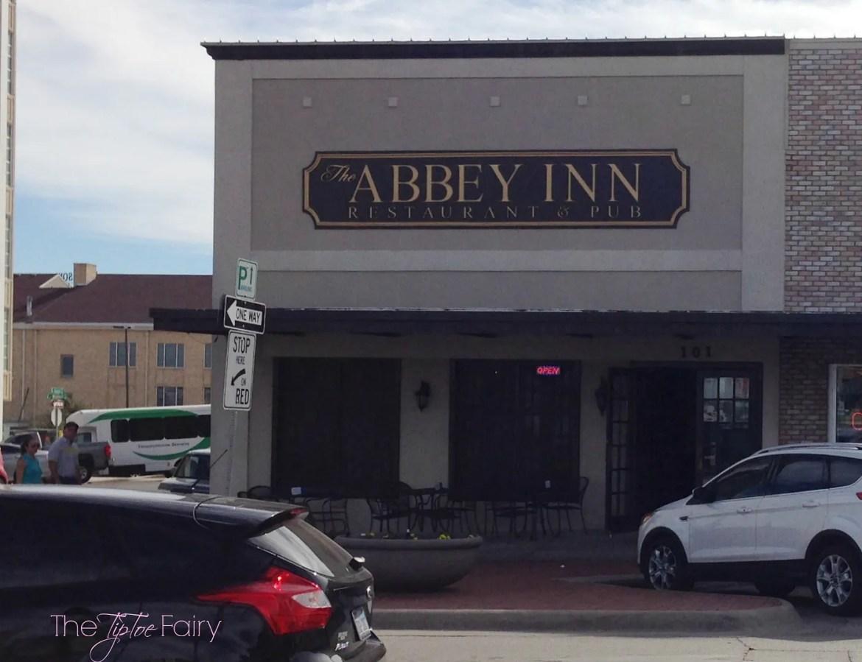 The Abbey Inn Denton, Texas #Dinner4Valentines