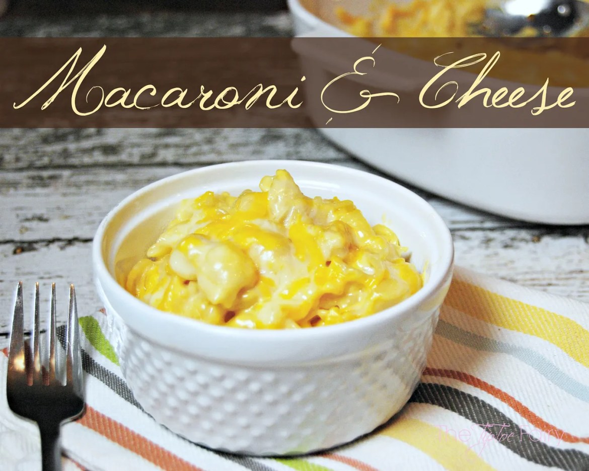 Quick & Easy Homestyle Macaroni & Cheese   The TipToe Fairy #PackedIntoSavings #shop #macncheese #recipes #kraft #coupons