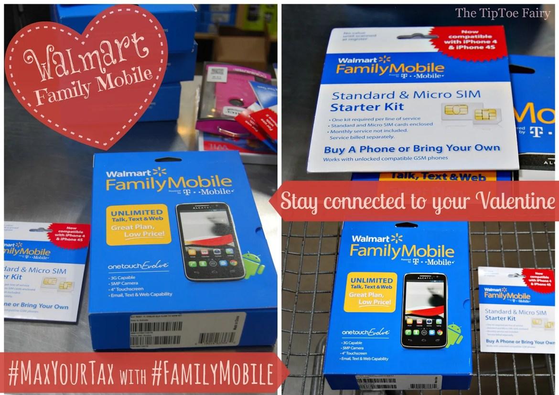 Walmart Family Mobile #Collective Bias #Family Mobile