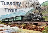 tuesday train blog hop linky