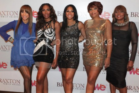 TheBraxtons WE TV CELEBRATES SEASON 2 OF BRAXTON FAMILY VALUES @NYC PREMIERE