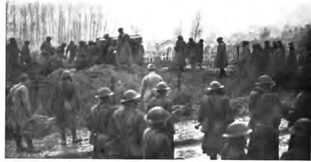 Chemin des Dames (Feb.-March 1918) (4/6)