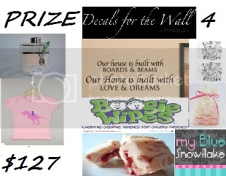prize4 Blogger Sign-up and 2 Awesome $$$ Giveaway $$$ Opportunities--CLOSED