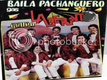 Baila Pachanguero