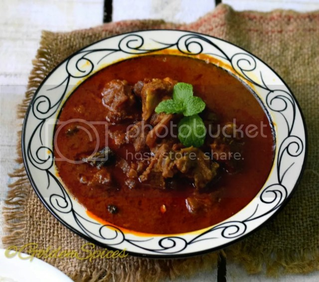 Dhaba Style Mutton Curry 4