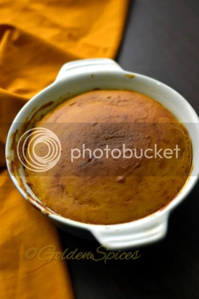 Eggless Oil Free Mango Cake 4