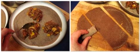how to make ethiopian injera youtube