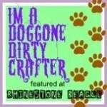 Rhinestone Beagle