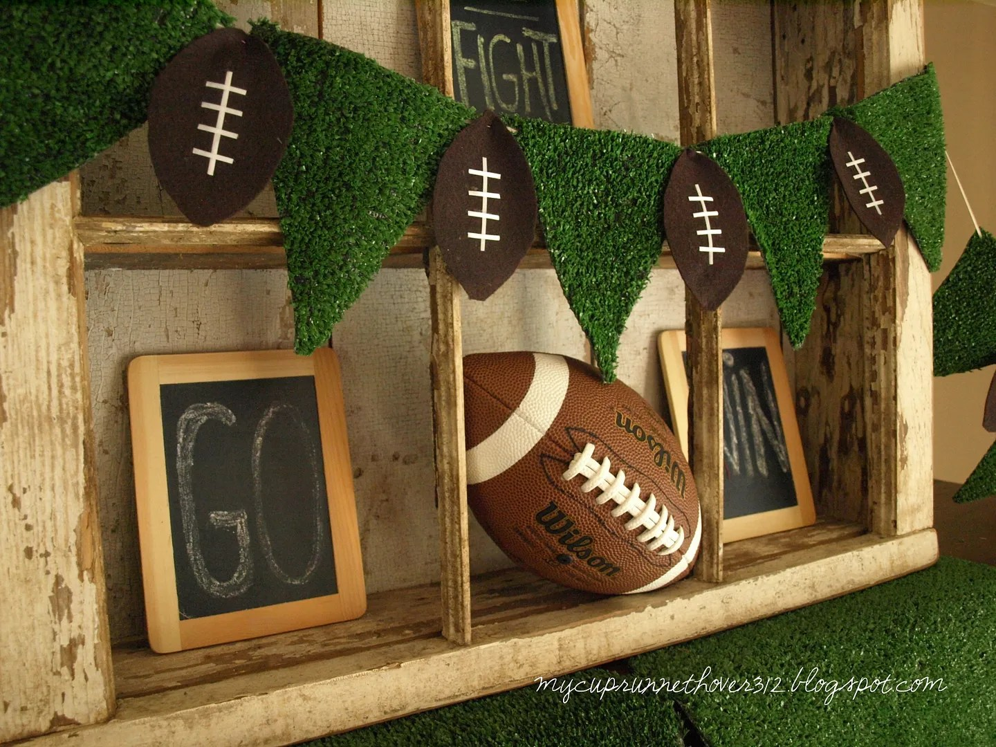 Super Bowl Party Decor And Free Football Subway Art. Seafoam Green Decorating Ideas. Restaurant Decorating Ideas. Dining Room Table Round. Theatre Room Ideas. Metal Decorative Panels. Nautical Themed Baby Shower Decorations. Indian Restaurant Decor Design. Ebay Dining Room Sets