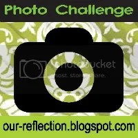 Our Reflection Photo Challenge