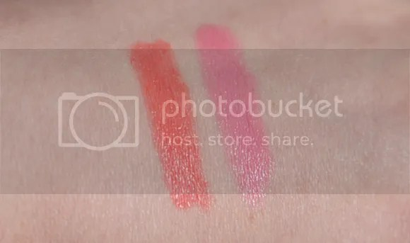 Etos Colour Balm Swatches