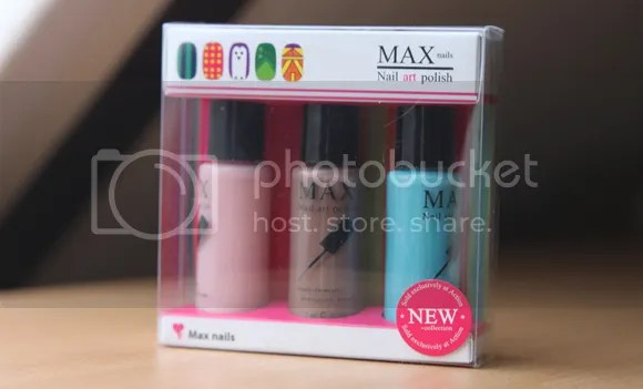 Review Swatches Max Stripers Beauty N Spice