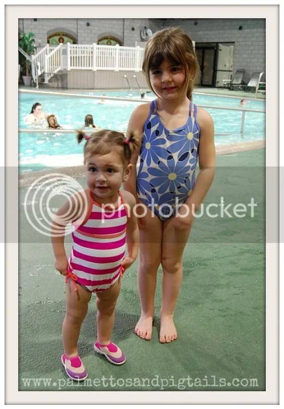 Swimming Pool at Massenutten