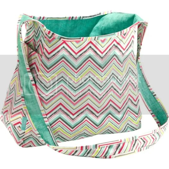 Thirty-One's Inside Out Bag Giveaway at Palmettos and Pigtails