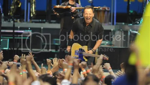 Bruce Springsteen Pinkpop Festival Setlist Landgraaf, The Netherlands 5/28/12 Setlist Wrecking Ball Tour Mumford & Sons