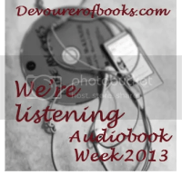Audiobook Week at Devourer of Books