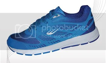 Win Free Pairs Of World Balance Shoes: Endure in Blue