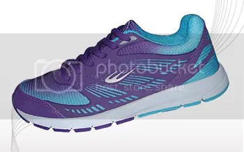 Win Free Pairs Of World Balance Shoes: Endure in Purple-Aqua