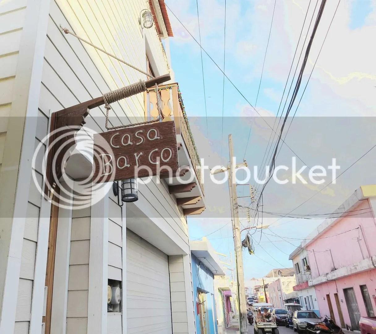 Isla Mujeres Casa Barco