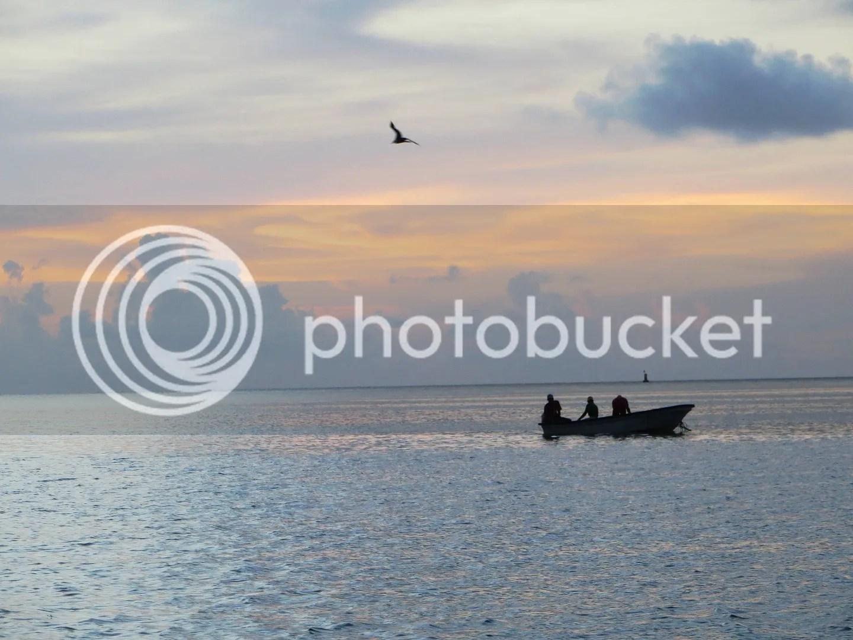Providencia fishermen