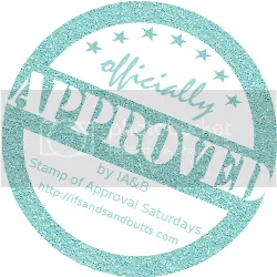 StampofApproval stamp of approval saturday #15.