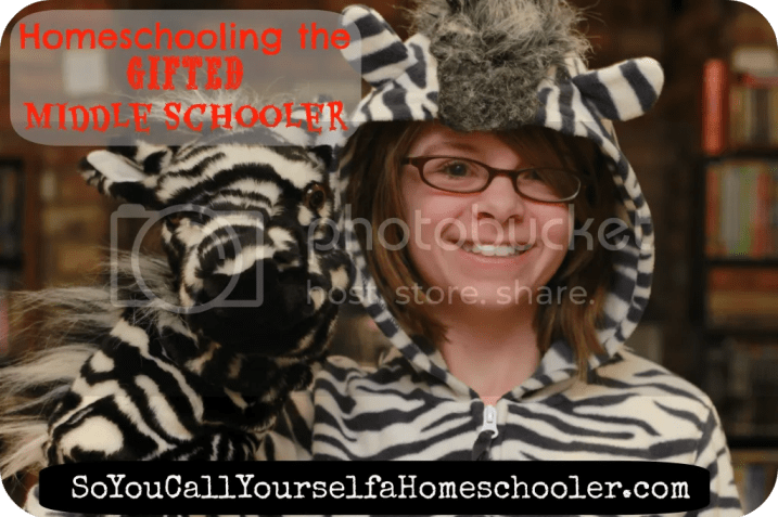 Homeschooling the Gifted Middle Schooler