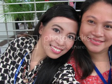 With Ms. Mude (Pharmacist of Generika Soledad Branch)