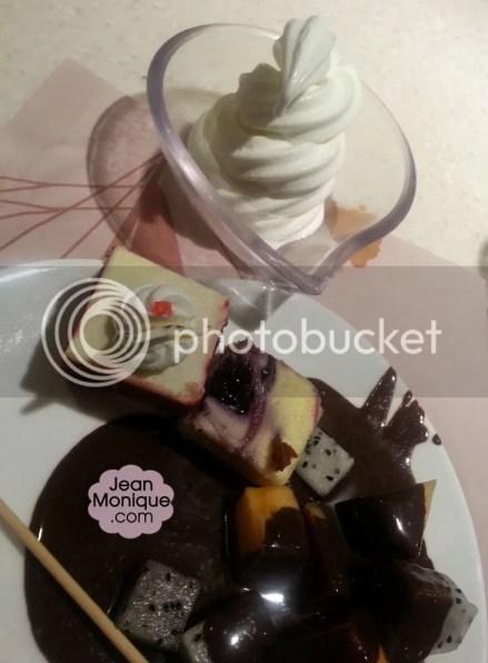 Plate #6: Desserts